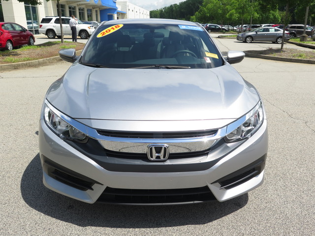Certified Pre-Owned 2018 Honda Civic Coupe LX