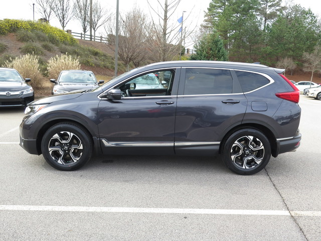 Certified Pre-Owned 2019 Honda CR-V Touring