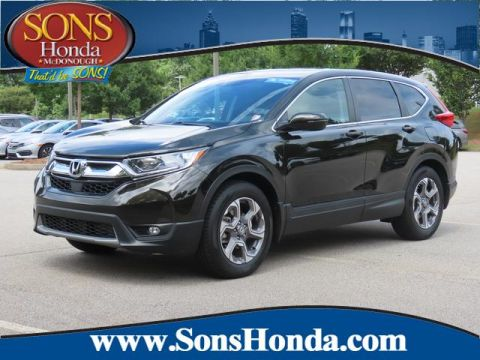 Certified Pre-Owned 2019 Honda CR-V EX Front Wheel Drive