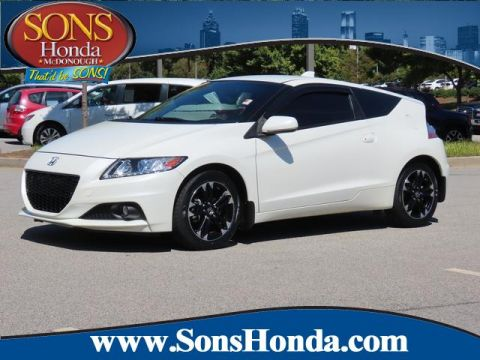 Pre-Owned 2015 Honda CR-Z EX Front Wheel Drive 3dr CVT EX