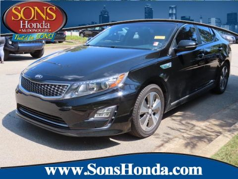 Pre-Owned 2014 Kia Optima Hybrid